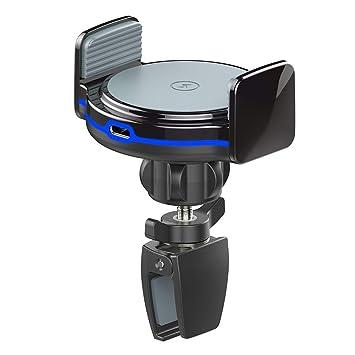 NAttnJf G01 360 Grados de rotación Car Air Vent Handyhalter ...