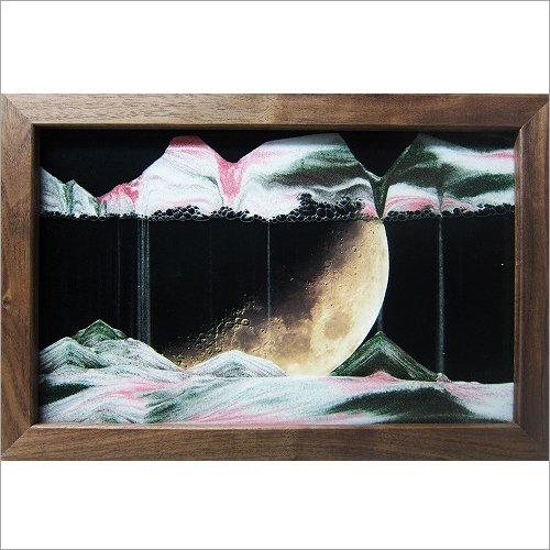 【オーストリア製】 サンドピクチャー sandpicture ムーンライト 22×33cm B01IDGZNZO