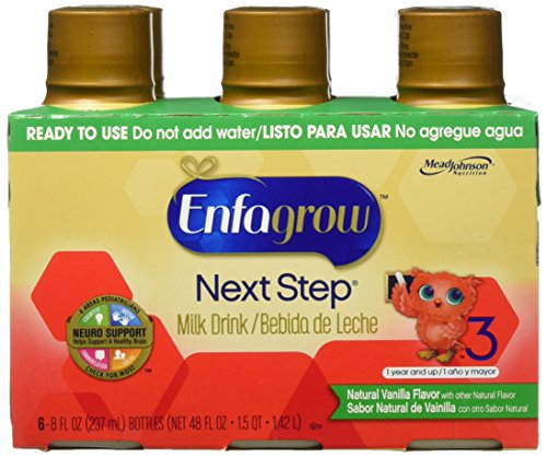 Enfamil Enfagrow Toddler Vanilla Ready product image