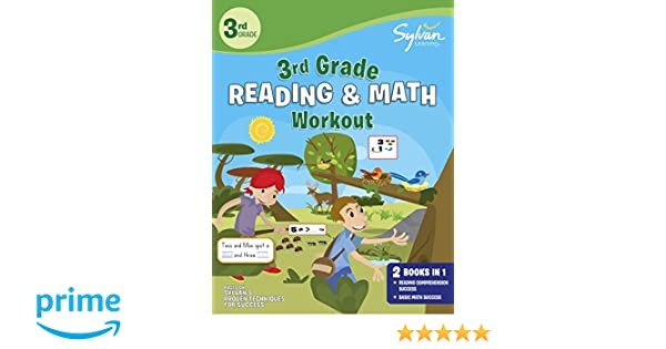 3rd Grade Reading & Math Workout: Activities, Exercises, and Tips ...