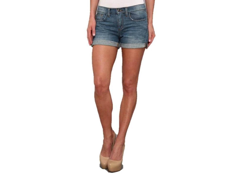 Joe's Women's Riya Cuffed Denim Shorts, 30