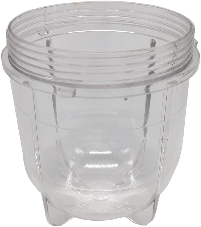Replacement short bullet Cups Fits Original Magic Bullet Blender Juicer (1, Short bullet cup) replacement cups for magic bullet