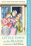 Little Town on the Prairie, Laura Ingalls Wilder, 0060581867