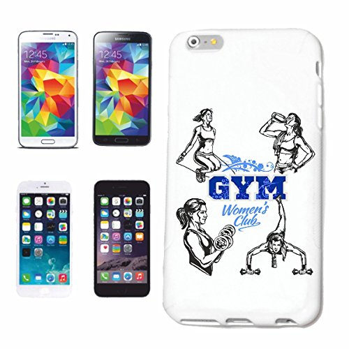 "cas de téléphone iPhone 6S ""POIDS DE FORMATION DES FEMMES GYM FITNESS CLUB GYM Musculation GYM muskelaufbau SUPPLEMENTS WEIGHTLIFTING BODYBUILDER"" Hard Case Cover Téléphone Covers Smart Cover pour App"