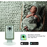 OCam M2 Wi-Fi Wireless Baby Monitor Security Video Camera and Nanny Cam DVR iPhone iPad iOS Android (white)