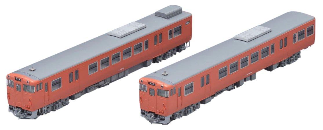 TOMIX Nゲージ キハ47 0形 JR西日本更新車 首都圏色 セット 92188 鉄道模型 ディーゼルカー B00FLEGTXW
