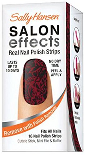 SALLY HANSEN Salon Effects Real Nail Polish Strips - I love -