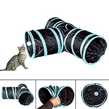 Amazon.com: Túnel para gatos – Túnel de entrenamiento para ...