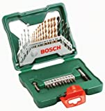 Bosch X-Line Accessory Set, 30 Pieces