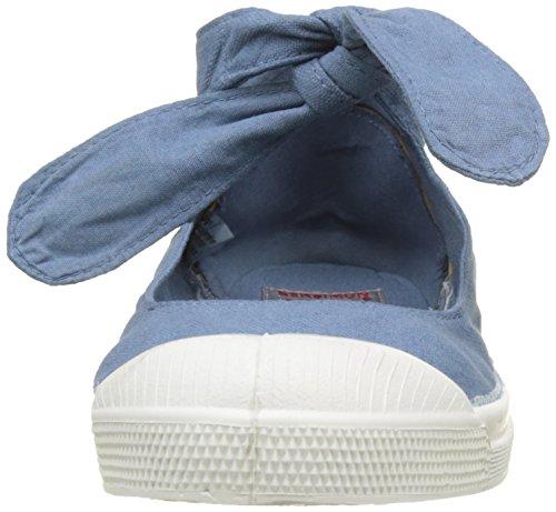 Bensimon Tennis Flo Pat - Botas Mujer azul (Denim)