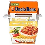 Uncle Ben's Rice Time Sweet Thai Chilli (300g) - Pack of 6