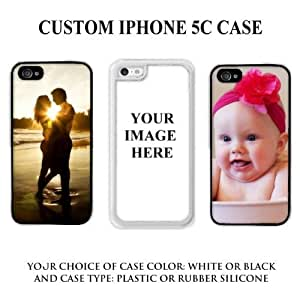 Personalized Custom Picture * Quality Best Buy Single Custom iPhone 5C / iPhone 5C Rubber Case SUBMIT YOUR IMAGE PICTURE HERE by Unique Design Gifts