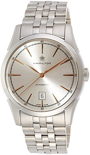 HAMILTON watch Spirit of Liberty mechanical self-winding H42415051 Men's [regular imported goods]