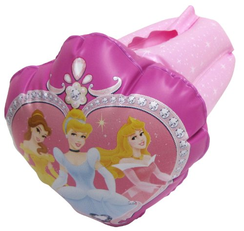 Disney Princess Inflatable Safety Spout Cover, Pink