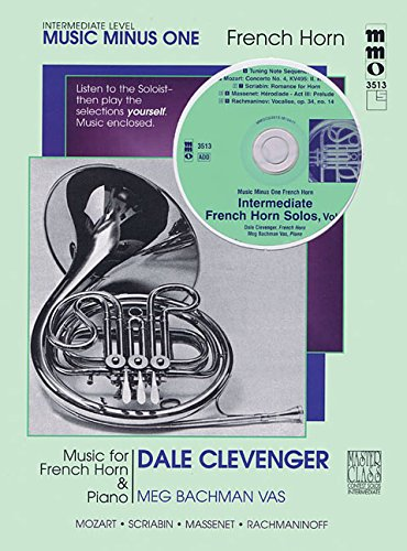 Intermediate French Horn Solos - Volume I
