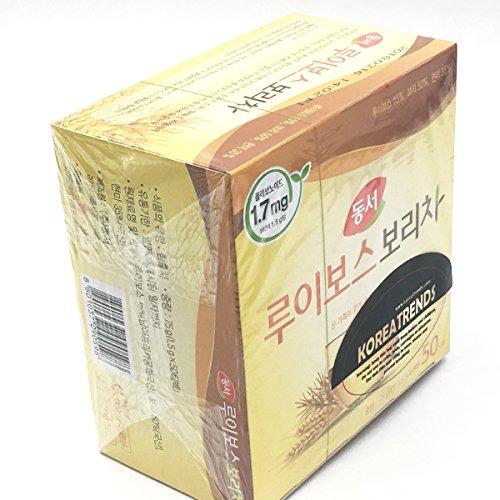 Dongsuh Food Rooibos Roasted Barley Tea 75g (1.5 g x 50 bags) by Dongsuh Food (Image #2)