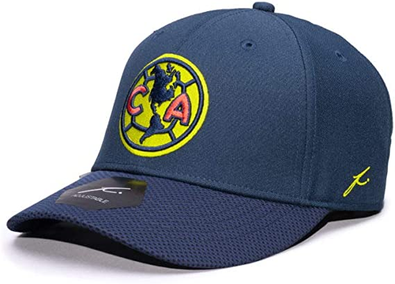 Officially Licensed Fi Collection Club America Premium Blue Baseball Hat
