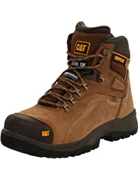 Mens Diagnostic Waterproof Steel-Toe Work Boot