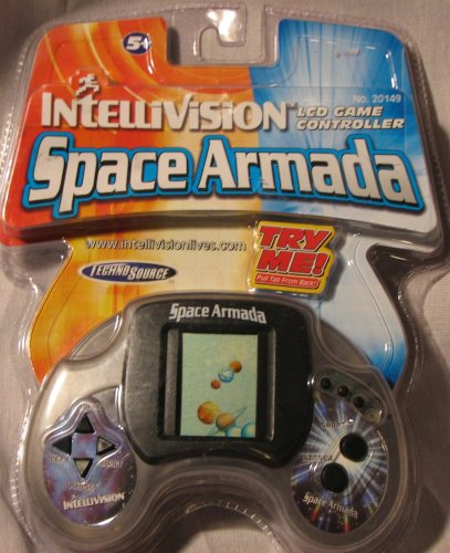 Space Armada LCD Handheld Game (Space Armada Intellivision compare prices)
