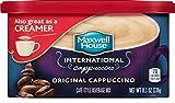 Maxwell House International Original Cappuccino - 8.5 oz - 2 pk