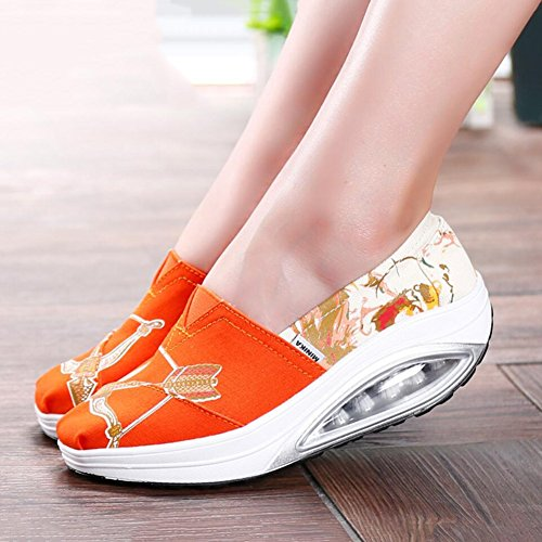 Fall XUE Ons Spring Slip Shoes Fitness Shake amp; Shoes Flat Driving Shoes Shoes Shaking Loafers Sneakers Women's Shoes Color Loafers A B Athletic Shoes 37 Shoes Platform Shake Size tqx0wtYr