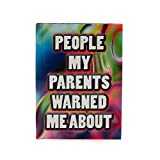Kids Address Book (People My Parents Warned Me About)