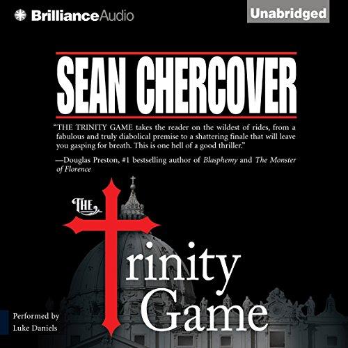 Bargain Audio Book - The Trinity Game