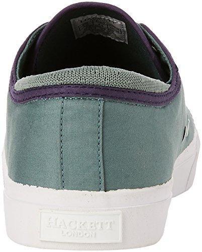 mint Uomo Plimsole London Classic Verde Mr Hackett Sneaker wX40qF8Ox
