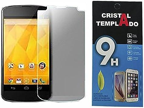 Fologar Protector de Pantalla Cristal Templado para LG Nexus 4 ...