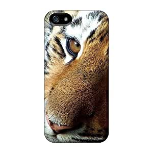 New Style A Lonely TigerCase For Ipod Touch 4 Cover Protection Case