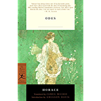 Odes: With the Latin Text (Modern Library Classics)
