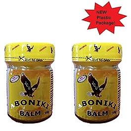 Aboniki Balm (Pack of 2)