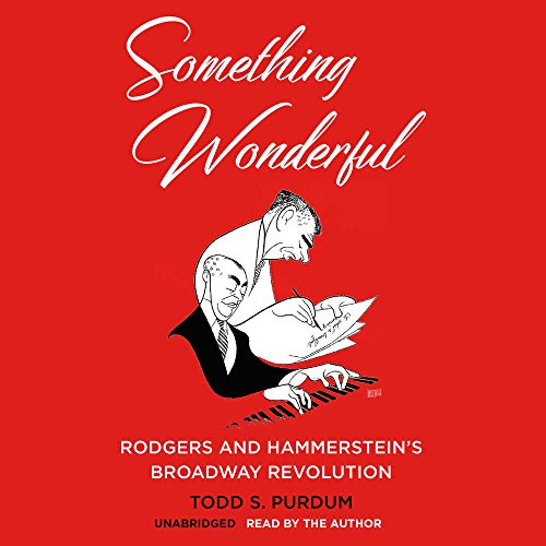Book Cover: Something Wonderful: Rodgers and Hammerstein's Broadway Revolution