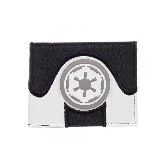 Star Wars Galactic Empire Symbol Bi Fold Wallet Wgift Box By