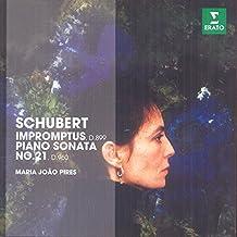 Schubert: Impromptus; Piano Sonata 21