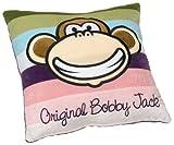 Bobby Jack Groovy Stripes 16-Inch Plush Decorative Pillow