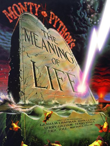 Python Collection - Monty Python's The Meaning of Life