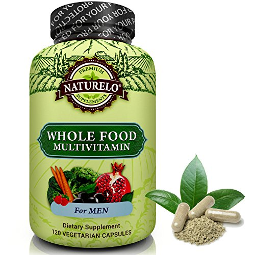 NATURELO Whole Food Multivitamin Men