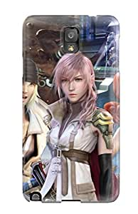 New Diy Design Final Fantasy Anime Games For Galaxy S3 Cases Comfortable For Lovers And Friends For Christmas Gifts