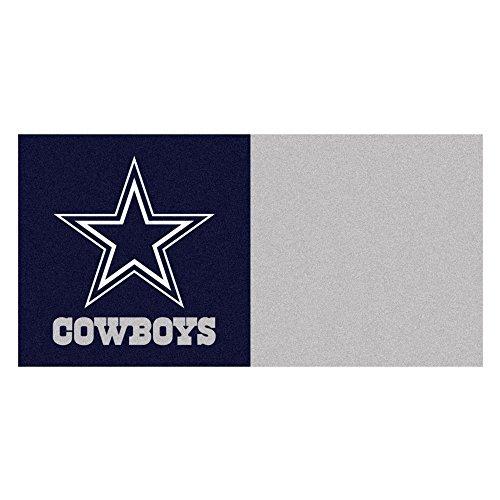 FANMATS NFL Dallas Cowboys Nylon Face Te - Nfl Carpet Tiles Shopping Results
