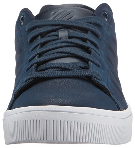 Swiss K Azul para Seaport White Zapatillas Court Frasco Blues Dress Hombre qZnPRdZw