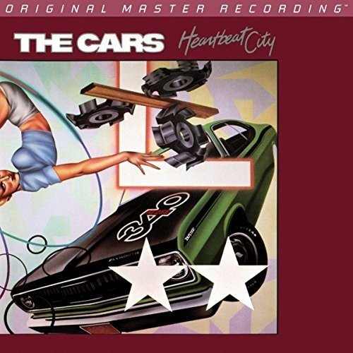 Heartbeat City Ultradisc UHRTM Hybrid SACD for sale  Delivered anywhere in USA
