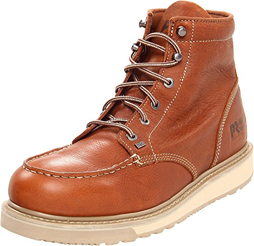 Timberland PRO Mens Barstow Wedge Work Boot, Brown, 50 2E EU/14.5 2E UK