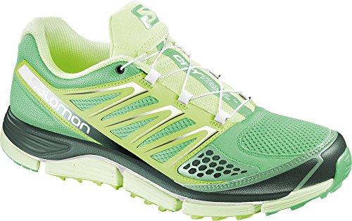 Vert wind Salomon Trail Chaussures Wasabi Pro W Femme X xwvASw70