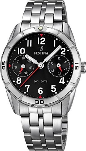 Festina Junior Collection F16908/3 Watch for boys Excellent readability by Festina