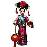 Chinese Characteristics Gift Silk Souvenir Handmade Dolls Classical Dolls