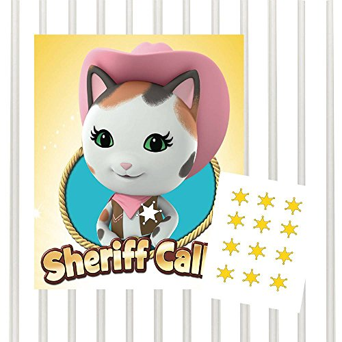 SGG Sheriff Callie's Wild West Themed Birthday Party Pin the Badge -