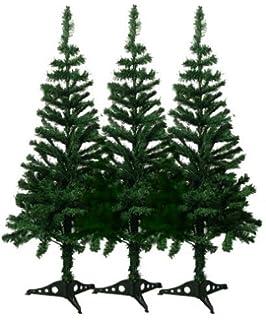 4u0027 charlie pine artificial christmas tree 3 pack