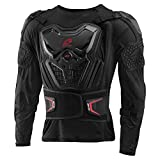 EVS Sports Men's G7 Ballistic Jersey (Black, Medium)