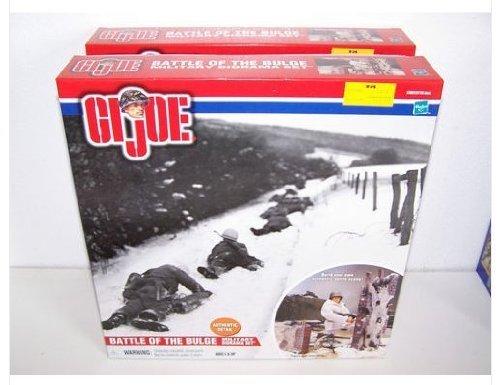 Joe Gi Diorama (G.I. Joe Battle of the Bulge Military Diorama Set by Hasbro)